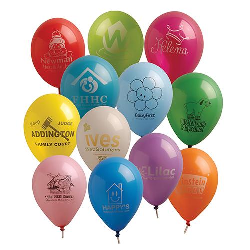 "0597 - 11"" Standard Balloons"