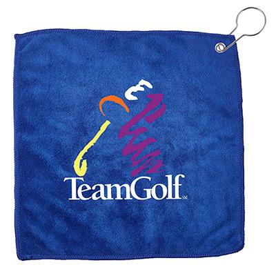 26373 - Golf Towel - Full Color