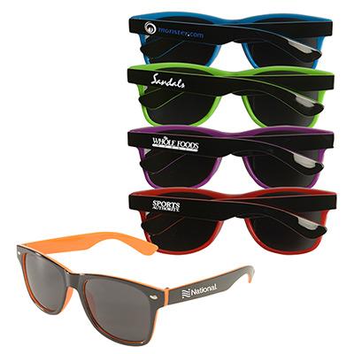 26389 - Miami Two-Tone Sunglasses