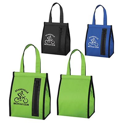 26583 - Snack Time Insulated Lunch Bag