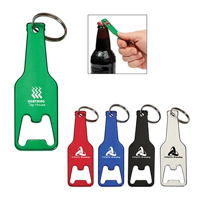 26807 - Bottle Shaped Opener Key Tag