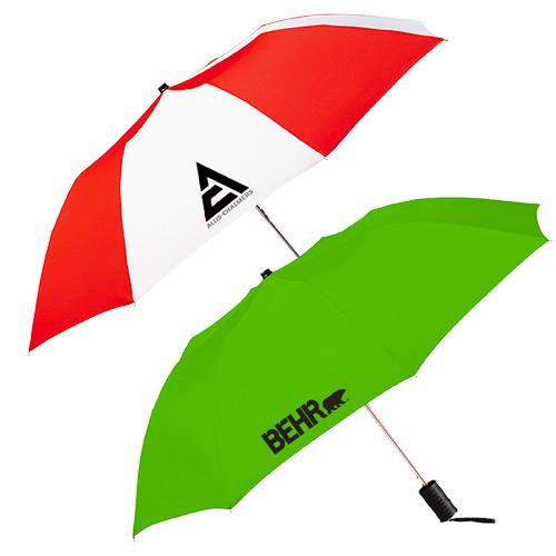 "27033 - Miami 42"" Auto Folding Umbrella"