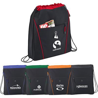 27037 - Raven Drawstring Sportspack