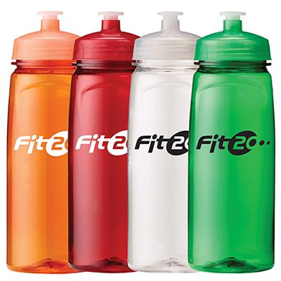 27092 - 24 oz. PolySure™ Grip'N Sip Bottle