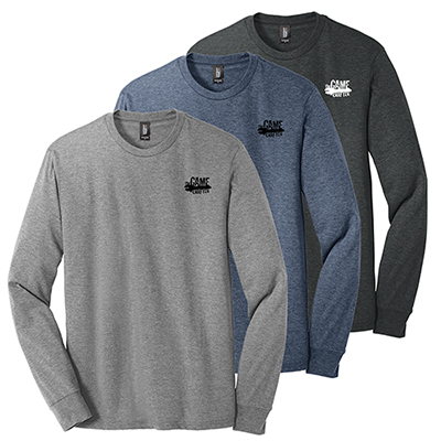27295 - District®Perfect Tri®Long Sleeve Tee