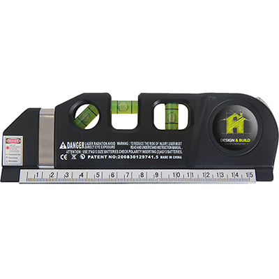 27304 - Laser Level with 8' Tape Measure