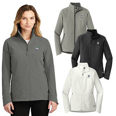 27320 - The North Face®Ladies Tech Stretch Soft Shell Jacket