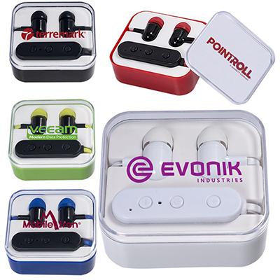27421 - Wireless Earbuds in Case
