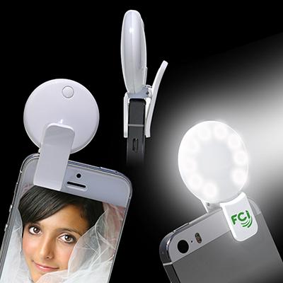 27484 - Round Selfie Light