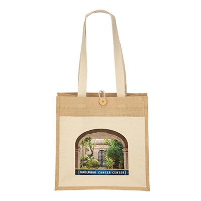27636 - Izzy Reusable Tote Bag (Color Vista)
