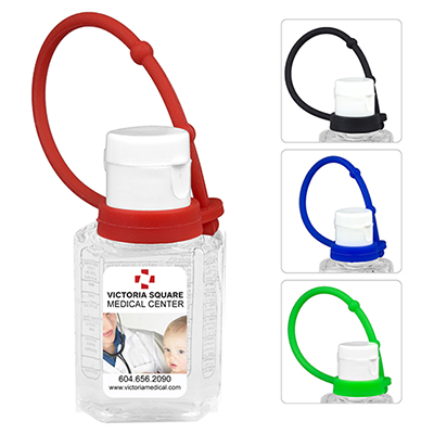 27734 - 1.0 oz Compact Hand Sanitizer Antibacterial Gel