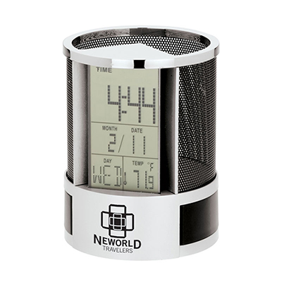 27997 - Impressa Clock / Organizer
