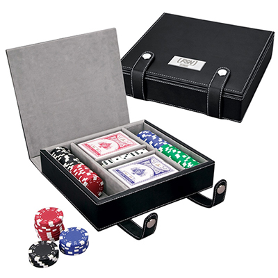 27998 - Vallate Poker Set