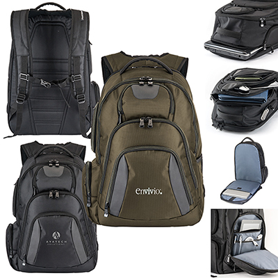 28228 - Basecamp Concourse Laptop Backpack