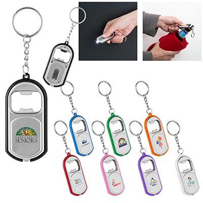 28331 - Big Beacon Light-Up Keychain