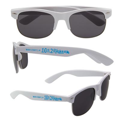 28592 - Half Frame Sunglasses