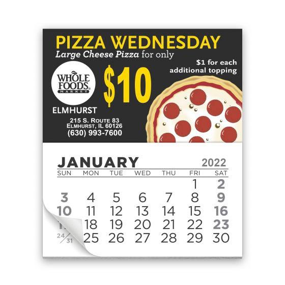 28674 - Add-A-Pad 12 Month Calendar
