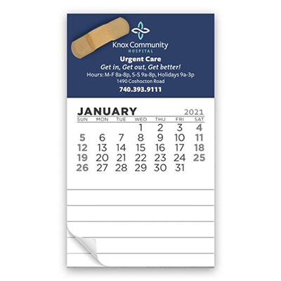 28666 - Add-A-Pad Magnetic 12 Month Calendar