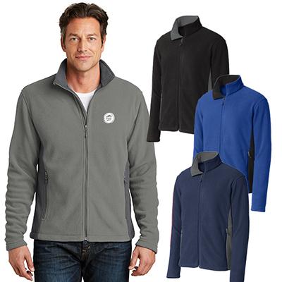 28929 - Port Authority®Colorblock Value Fleece Jacket