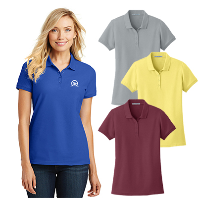 28964 - Port Authority® Ladies Core Classic Pique Polo