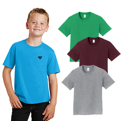 29063 - Port & Company®Youth Fan Favorite™ Tee (Color)