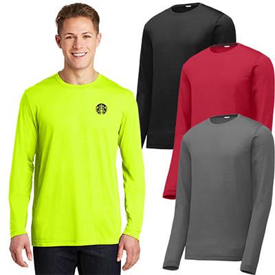 29090 - Sport-Tek®Long Sleeve PosiCharge®Competitor™ Cotton Touch™ Tee