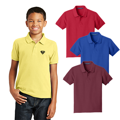 29110 - Port Authority®Youth Core Classic Pique Polo