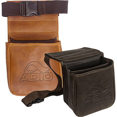 29144 - Black Hills Leather Shell Bag