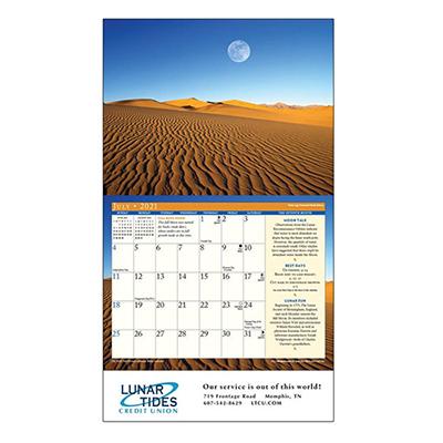 29195 - The Old Farmer's Almanac Moon - Stapled