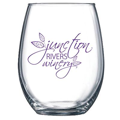 29477 - 15 oz. Stemless Wine Glass