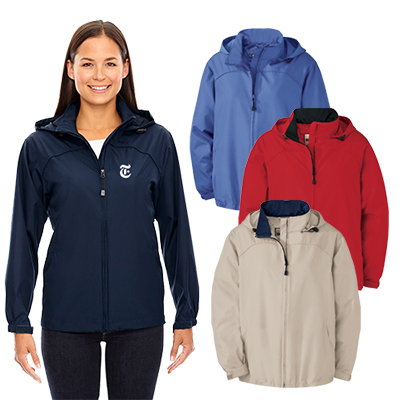 29526 - North End Ladies' Techno Lite Jacket