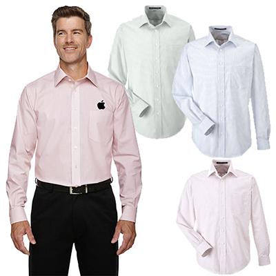 29656 - Devon & Jones Men's Micro Tattersall Shirt