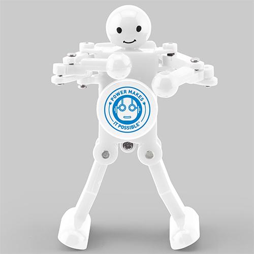 29892 - Mini Robot - White