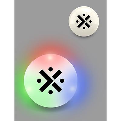 30006 - Bounce'n Blink Lighted Ball w/Multi-Color LEDs