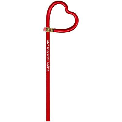 30044 - Heart Shaped Pencil