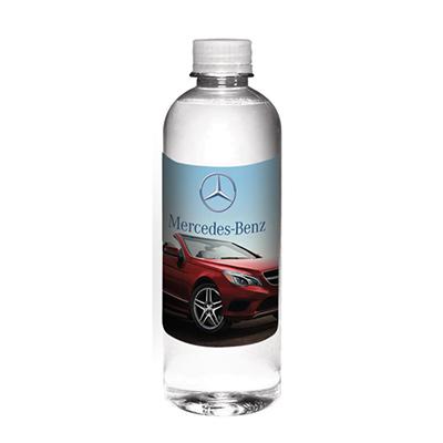 30127 - 16.9 oz. Custom Label Tall bullet Cylinder Bottled Water