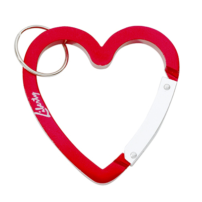 30151 - Heart Shaped Carabiner