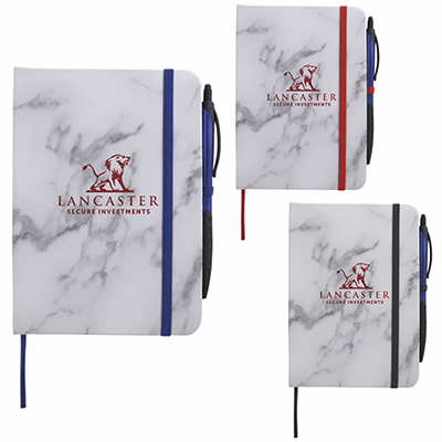 30178 - Marble Finish Journal