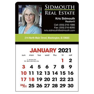 30224 - Full Color Stick Up Calendar