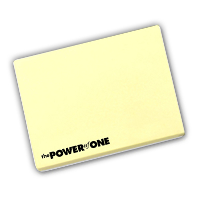"""9825 - 3"""" x 4"""" Post-it® Notes (25 Sheets)"""