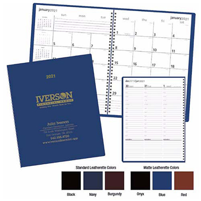30234 - Monthly & Weekly Planner