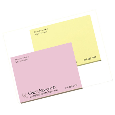 """9850 - 3"""" x 4"""" Post-it® Notes (50 Sheets)"""