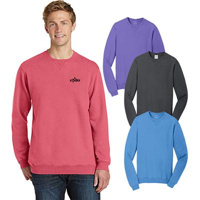30396 - Port & Company® Pigment-Dyed Crewneck Sweatshirt