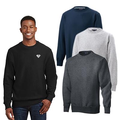 30394 - Sport-Tek® Super Heavyweight Crewneck Sweatshirt