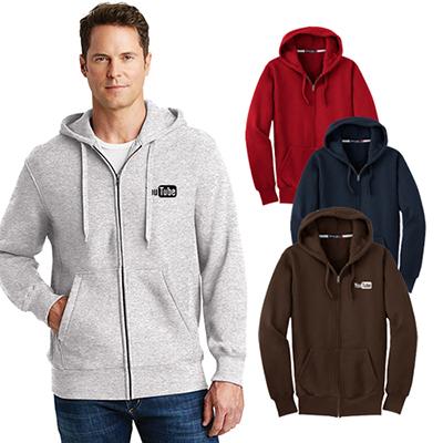 30395 - Sport-Tek® Super Heavyweight Full-Zip Hooded Sweatshirt