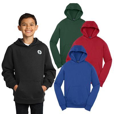 30543 - Sport-Tek® Youth Pullover Hooded Sweatshirt