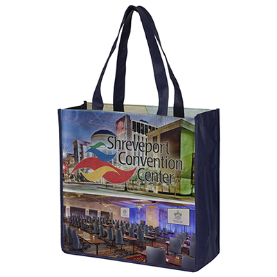 """30777 - 13"""" x 13"""" Grocery Shopping Tote Bags"""