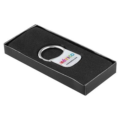 30809 - Full Color Metal Keyholder