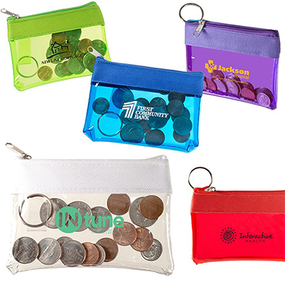 30838 - Zippered ID Pouch/Wallet