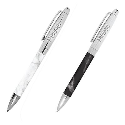30869 - Leeman™ Marble Grip Pen